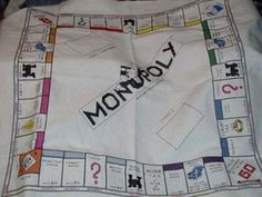 monopoly cross stitch booklet