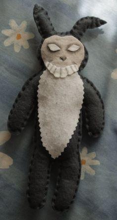 creepy Rabbit (Donnie Darko)