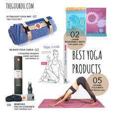 Yoga Products thegourou.com