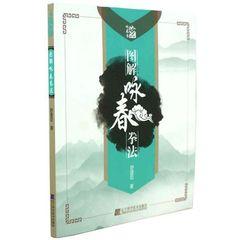 Wing Chun diagram teaching textbook / Learn Chinese Kung Fu Wu Shu Book in Chinese