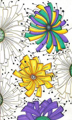 Holiday Splash Sampler by Paint Chip, via Flickr