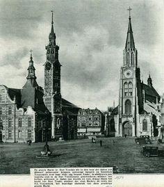 De drie torens van Sint-Truiden