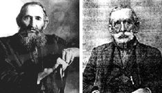 "Google Image.  ""Devil Anse"" Hatfield and Randel (Randolf) McCoy"