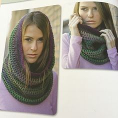 crochet scoodie (pattern from Crochet Scoodies book)