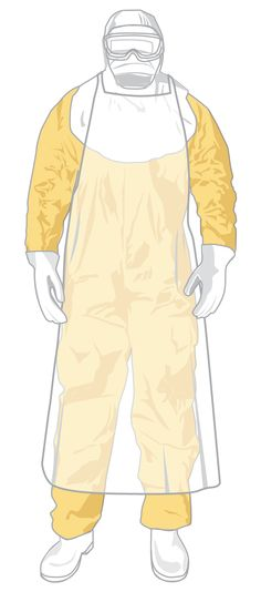 Ebola suits keep wearers safe if all rules are followed, experts say