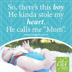 #Baby #Mom #Quotes http://www.efanappies.co.za/