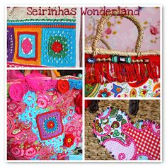 Aline in Wonderland: **Seirinhas Wonderland**