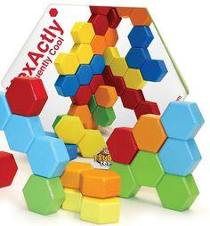Fat Brain Toy Co - HexActly