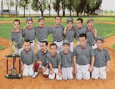 Pee Wee football (haha) by JoKa.