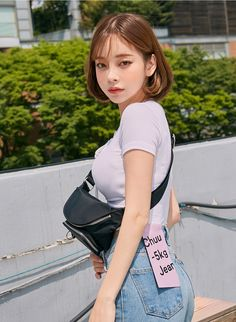 We Are Dolls — korean-dreams-girls: Kang Tae Ri - May Ulzzang Korean Girl, Cute Korean Girl, Cute Asian Girls, Beautiful Asian Girls, Sexy Hot Girls, Cute Girls, Korean Short Hair, School Girl Japan, Girls Short Haircuts