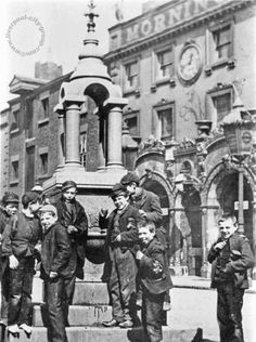 Old Photos of Liverpool, Maps and Liverpool History eBooks....Scotland Place, L3, 1900