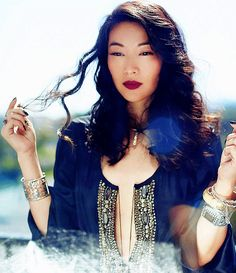 Arden Cho for Disfunkshion Magazine