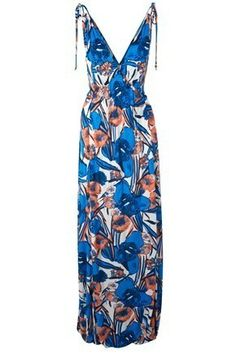 Tahitit floral print maxi #Dress - French Connection $74 (reg 198)