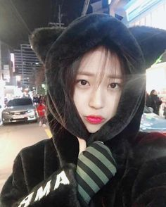 Baro de B1A4su hermana (Cha Yoon Ji)
