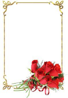 Пригласительное Rose Flower Wallpaper, Flower Background Wallpaper, Flower Backgrounds, Flower Border Png, Floral Border, Rose Frame, Flower Frame, Diy Photo Frame Cardboard, Pink Glitter Background
