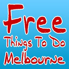 Find over 150 quality FREE things to do in Melbourne. Family attractions, school holiday activities, Melbourne tourist attractions, the best places to visit, travel advice and much, much more.