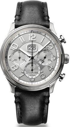 DuBois et fils Watch Chronograph Big Date Limited Edition Luxury Watch Brands, Luxury Watches For Men, Fine Watches, Cool Watches, Limited Edition Watches, Modern Gentleman, Seiko Watches, Beautiful Watches, Chronograph