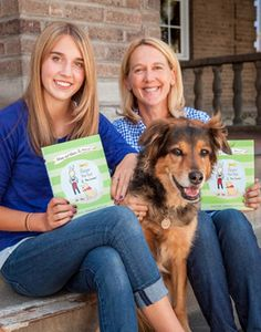 for every book sold, a free one goes to kids.   Mimi and Maty: inspired by the real-life Mimi Ausland (founder of FreeKibble.com) and her three-legged dog friend, Maty, this is a special book for animal lovers of all ages.