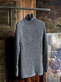 Knitting Charts, Knitting Patterns, Knitting Ideas, Drops Design, Knit Crochet, Men Sweater, Turtle Neck, Sewing, My Style