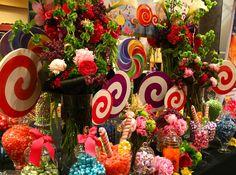 Lolipop bouquets