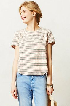Striped Composition Tee from Anthropologie - $188.00