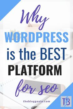 seo tips and trick - Search engine optimization on a WordPress site is easier to do than on other website platforms. In this post I discuss the reasons why. Wordpress Help, Wordpress Website Design, Wordpress Plugins, Web Design, Seo For Beginners, Website Maintenance, Search Engine Marketing, Seo Tips, Search Engine Optimization