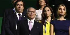 Rio Paralympics Crowd Boos Brazil President Michel Temer At Opening Ceremony