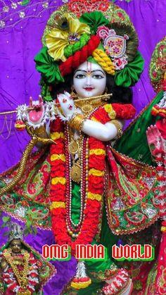 Jai Shree Krishna, Radha Krishna Photo, Krishna Photos, Krishna Images, Radhe Krishna, Lord Krishna, Krishna Drawing, Buddha Art, God Pictures