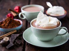 Norwegian Hot chocolate with cream