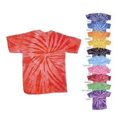 Tie Dye Ts from www.schoolspiritstore.com