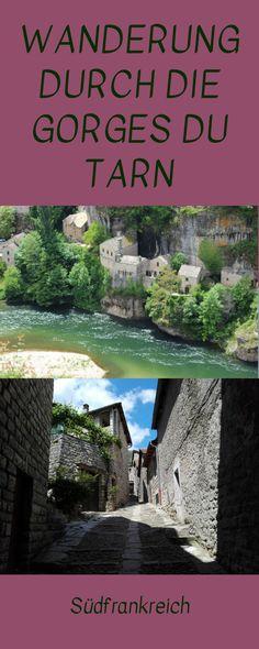 Die Gorges du Tarn lässt sich wunderbar zu Fuß erkunden. #wandern #hiking #südfrankreich