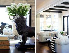 Jillian Harris: Interior Designer and Charlie Ford Vintage // Inspired by This