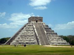 Chichen Itza...i want to see the ruins