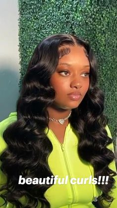 Hair Ponytail Styles, Curly Hair Styles, Natural Hair Styles, Baddie Hairstyles, Weave Hairstyles, Black Girls Hairstyles, Straight Hairstyles, Love Hair, Gorgeous Hair