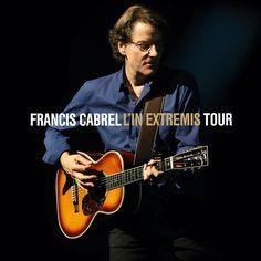 """VIDÉO - Francis Cabrel : premières images de son nouveau live """"In Extremis Tour"""""""
