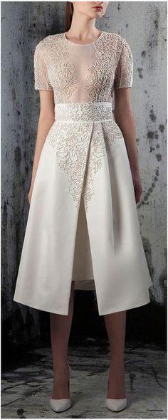 10 Pines nuevos para tu tablero vestidos cortos gala