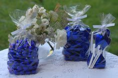 Michton: Chocolate Hearts - The perfect wedding favour for your special day.    www.michton.com Chocolate Hearts, Chocolate Factory, Confectionery, Chocolates, Special Day, Perfect Wedding, Wedding Favors, Glass Vase, Decor