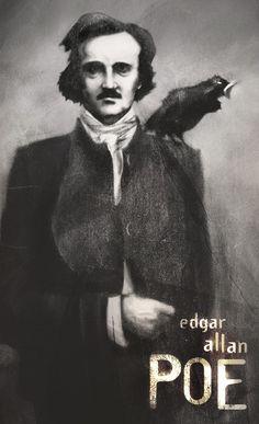 Edgar Allan Poe by taros.deviantart.com on @deviantART