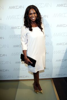 Pin for Later: Die Stars besiedeln Berlin während der Fashion Week Motsi Mabuse