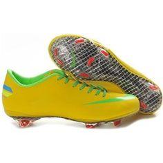 http://www.asneakers4u.com  Nike Mercurial Vapor VIII FG Electricity and Volt Firm Gound Nike Vapor 8 Football Cleats