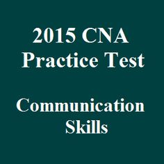 1 - Practice - Tips for Passing the CNA State Board Exam www.azmti ...
