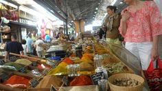 Spice market, Antibes, France