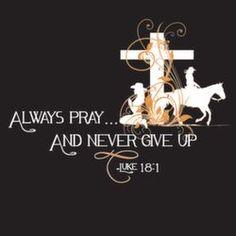 Always Pray - Hoodie