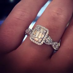Simon G  MR2636 Mosaic Diamond Engagement Ring Find this Simon G  MR2636 Mosaic Diamond Engagement Ring at Raymond Lee Jewelers in Boca Raton — Palm Beach County's destination for engag…