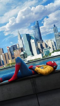 SPIDER-MAN: HOMECOMING - Original Promo Movie Poster 2017 Tom Holland Avengers Marvel Rom Therefore I urge you brothers in view of Gods mercy to offer your bodies as living sacrifices holy and pleasing to Godthis is your spiritual act of worship. Hq Marvel, Marvel Films, Marvel Cinematic, Tom Holland, Wallpaper Animé, Spider Man Homecoming 2017, Spiderman Homecoming Movie, Homecoming Posters, Marshmello Wallpapers