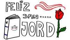 Feliz San Jordi!