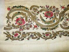 Flickr Turkish Fashion, Turkish Style, Edwardian Dress, Needlework, Oriental, Ottoman, Textiles, Embroidery, Antiques