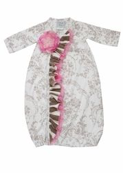Girls Clothing by Size :: months :: Dream Puff Gown - Haute Baby - Little girls boutique, baby girl clothes, toddler clothing, kids accessories. Baby Boutique Clothing, Girls Boutique, Clothing Sets, New Outfits, Stylish Outfits, Girl Outfits, Baby Layette, Trendy Girl, Baby Couture