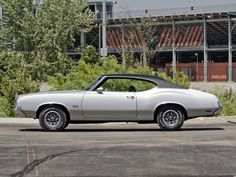 Oldsmobile 442 Holiday Coupe 1970