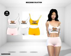 Sims 4 Teen, Sims Four, Sims Cc, Sims 4 Mods Clothes, Sims 4 Clothing, Sims 4 Couple Poses, Sims 4 Black Hair, Moschino, Sims 4 Game Mods